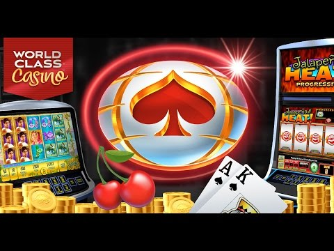 World Class Casino Slots/Poker - Google Play for Work의 Android 앱 - 웹
