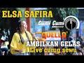 ANYAR..!!ELSA SAFIRA | AMBILKAN GELAS |OM.ADELLA LIVE CURUG SEWU TERBARU