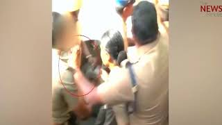 No safety in khaki? Video of senior officer 'molesting' woman cop in Coimbatore emerges