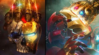 Avengers 4 - Iron Man To Forge NEW Thanos Buster Suit?! Upgraded Suit Or Infiniy Stone Influence?