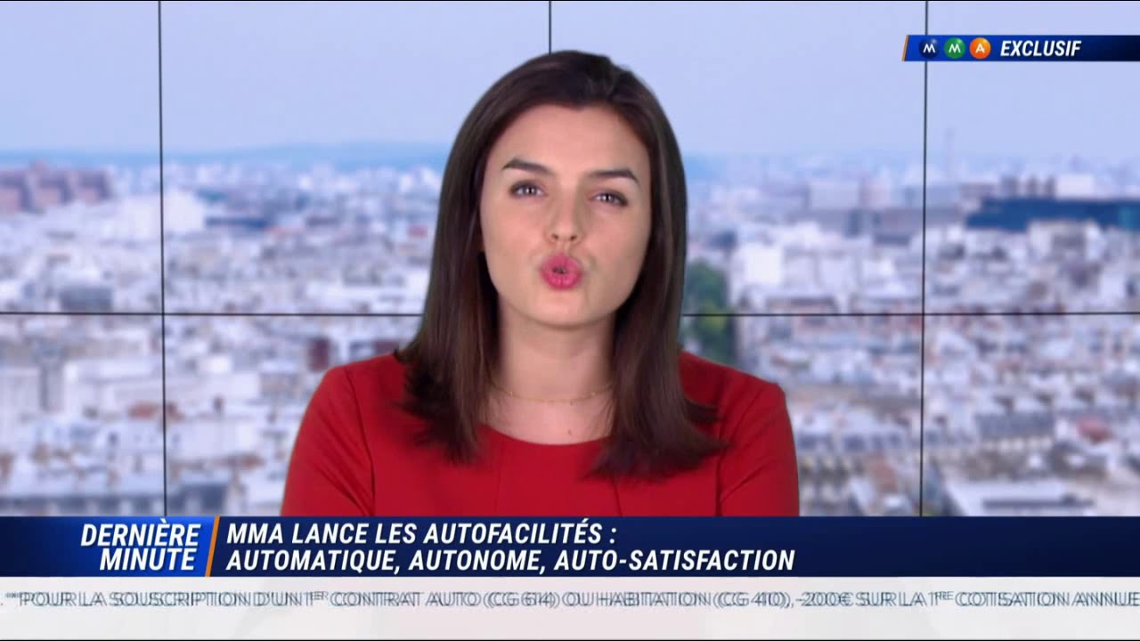 "Musique de la pub MMA – autofacilités ""0 tracas 0 bla-bla""  Mai 2021"