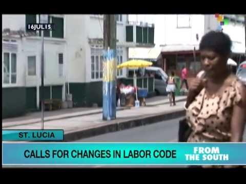 St. Lucia: Noted Jurist Calls for Establishing Minimum Wage