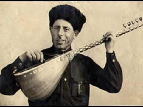 Aşıq Avdı Qaymaqlının ifasında bir neçə mahnı