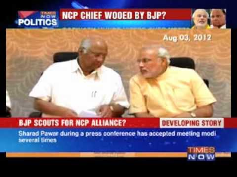 Gopinath Munde miffed at Sharad Pawar-Narendra Modi meet?