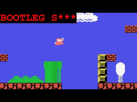 "BOOTLEG SH T: ""Super Boy II"" (MSX/Sega Master System)"