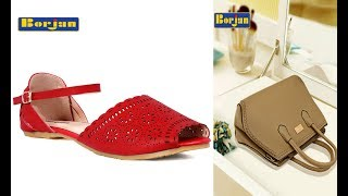 Borjan Shoes Sandals and Bags 2017 18 With Prices