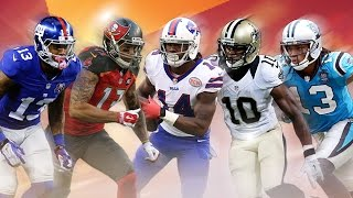2014 NFL rookie wide receiver highlights