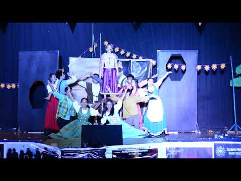 LITERARY MUSICAL 2017 (TANGLED) || 2nd Runner Up
