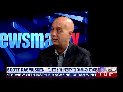 Scott Rasmussen On Trump's Davos Trip