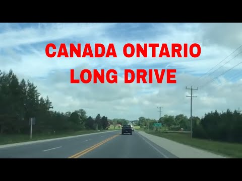 Welcome To Orangeville Video, Driving In Orangeville In Ontario Canada, Bienvenue à Orangeville 2019
