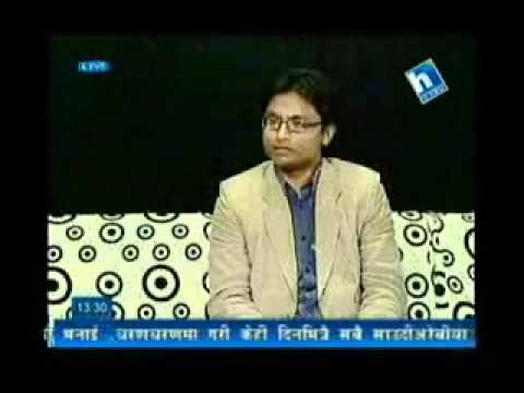 Santosh Shah on 'Focus of the Day' HTV. 18th Oct 2011