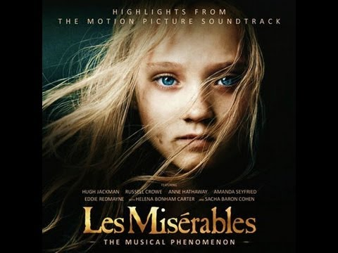 Les Miserables MASTER OF THE HOUSE - Sacha Baron Cohen / Helena Bonham Carter / Cast