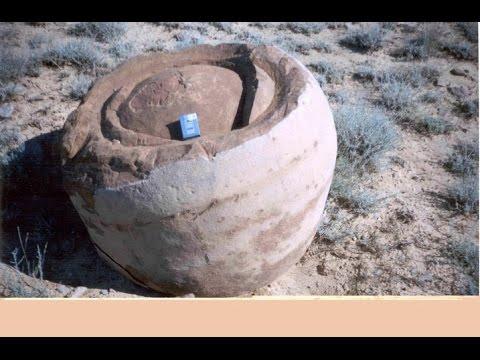 Древние артефакты о проживании на Земле прошлых цивилизаций