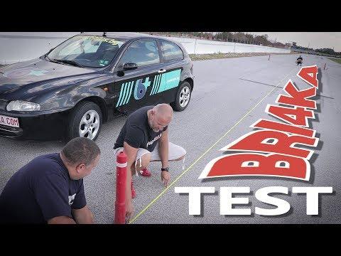 Истински тест на гуми!!! Нисък клас vs среден клас vs висок клас vs II употреба|Bri4ka.com|6plus