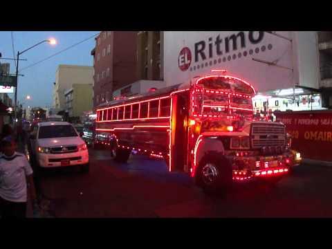 Diablo Rojo in Panama City
