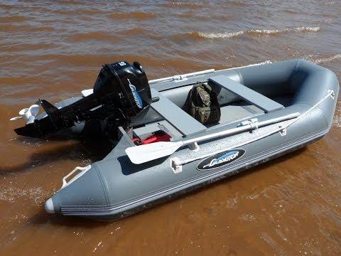 Доработка пвх лодки своими руками