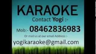 Aaoge jab tum-Jab we met karaoke track