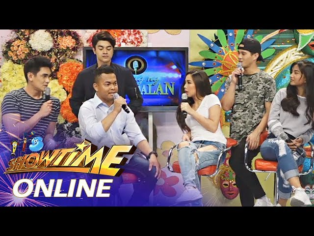 It's Showtime Online: Defending winner, Alfred Relatado