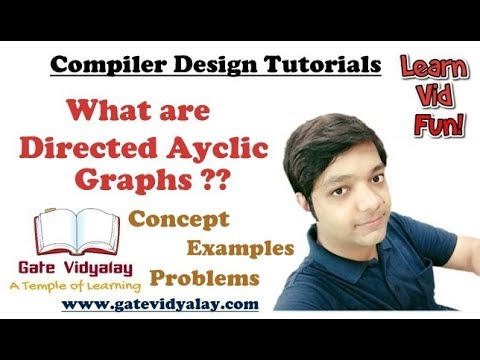 Directed Acyclic Graphs (DAGs) in compiler design Explained step by step