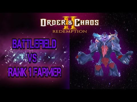 Order And Chaos 2: Redemption - Vs Gold League - Battlefield