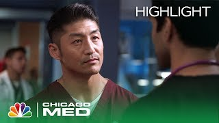 That's One Angry Belly! - Chicago Med (Episode Highlight)