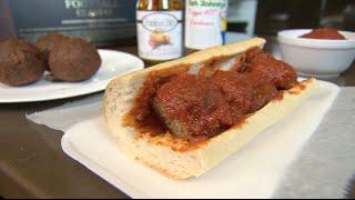 Chicago's Best Meatballs: Frankie's Deli