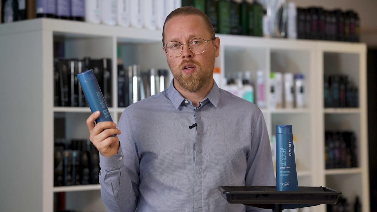 Joico moisture recovery shampoo | Nordic Hair House