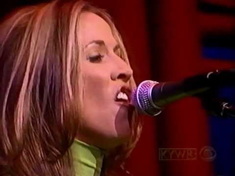 Sheryl Crow - If It Makes You Happy (Live In-Studio 1996)