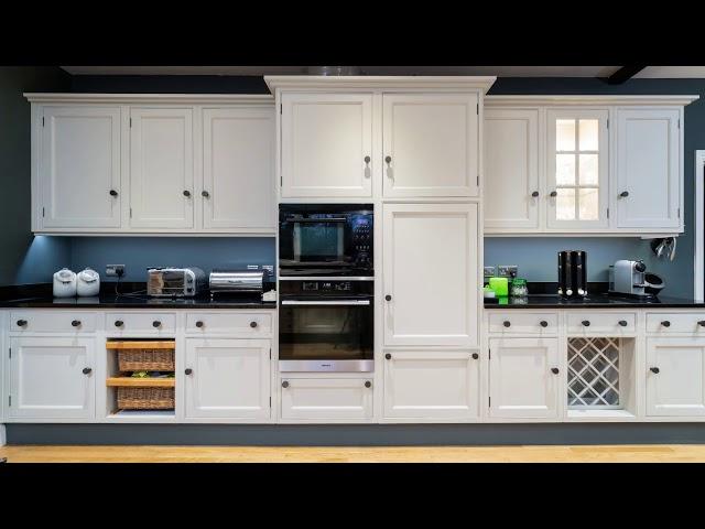 Hand Painted Kitchen Newbury