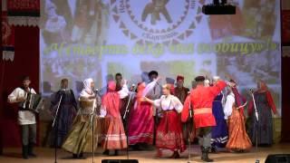 Фольклорный театр Новиця г  Архангельск