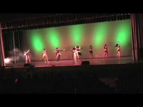 Manhattan Theatre Lab High School - African Dance