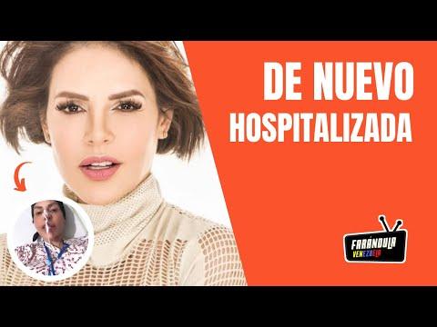 Josemith Bermúdez fue hospitalizada de emergencia nuevamente