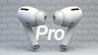 AirPods Pro In Production! Coming This Month