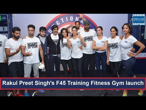 Rakul Preet Singh  F45 Training Fitness Gym launch | TFPC Mp3