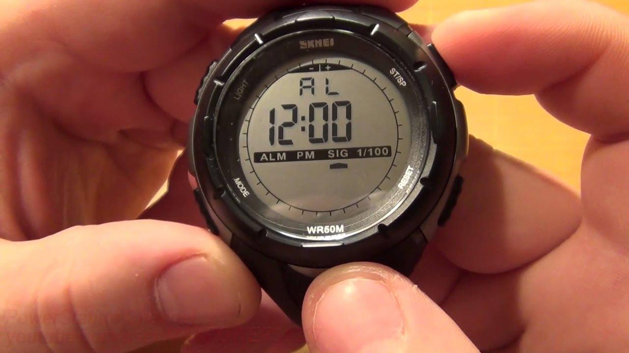 Электронные часы Xonix GLT-A02: полный обзор, тест, разборка .