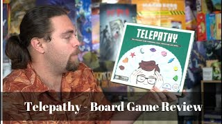 Telepathy - Board Game Review