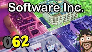 Forschungsstart SOFTWARE INC Staffel 2 [062] Let's Play deutsch gameplay