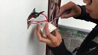 Kỹ thuật lắp đặt thiết bị điện thông minh Gen smarthome
