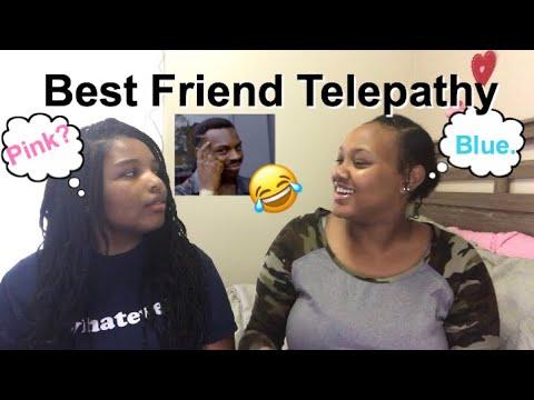 BEST FRIEND TELEPATHY