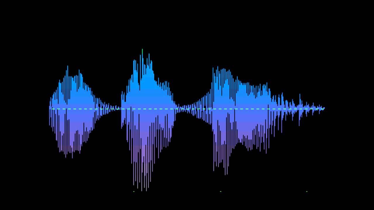 цифровой звук картинка комната