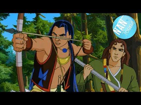 el-último-de-los-mohicanos-serie-animada-para-niños- -dibujos-animados-en-español- -ep.-13