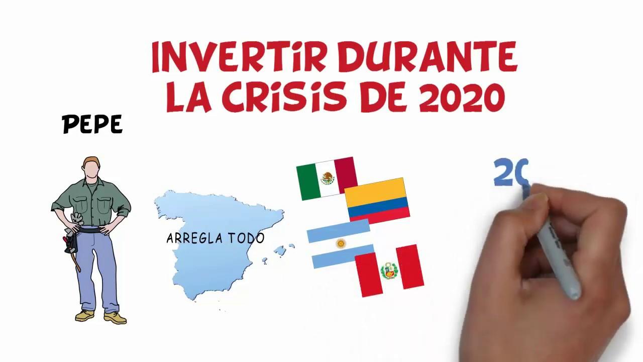 ¿Cómo invertir durante la crisis de 2020?