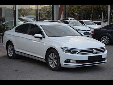 volkswagen passat 1 4 tsi 2017 test s r youtube. Black Bedroom Furniture Sets. Home Design Ideas