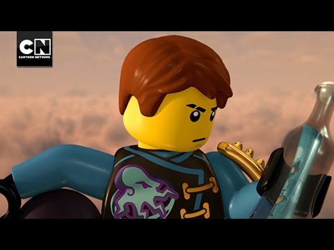 Message In A Bottle | Ninjago | Cartoon Network