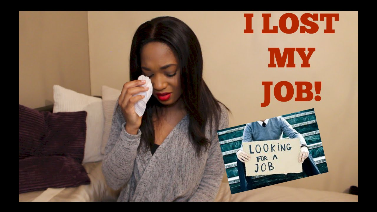 i lost my job surviving being firedredundancyetc youtube - Coping With Getting Fired From A Job