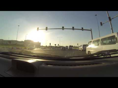 Drive to work - Doha