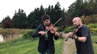 Fergal Scahill's fiddle tune a day 2017 - Day 282 - The Drunken Landlady