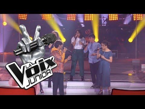 Équipe Alex   Soleil    Chants de bataille   La Voix Junior 2