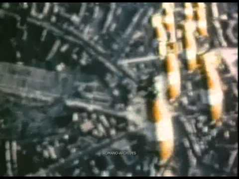 1944 From Above and from Below - Bombing Germany (HD)