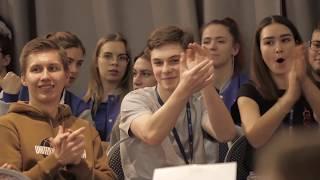 Слет лидеров студенческих клубов Москвы